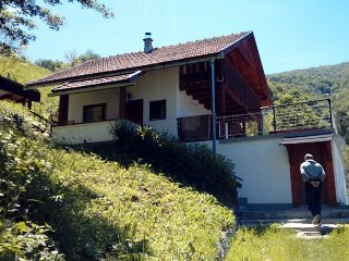 Vacation house on the coast of Jajce lake