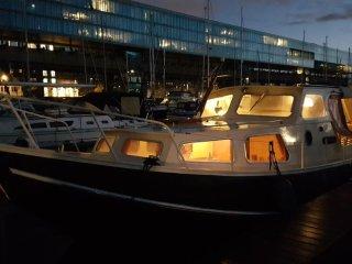 Boat Houthavenkade Amsterdam
