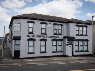 ServicedLets: Smithfield Apartment 1