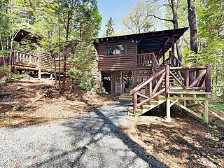 2BR Vintage Sprucewold Cabin w/ Crooked Pine Float Access