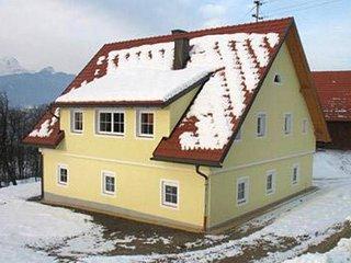 Splendid 8 Person Apartment in Lukowitz with Sauna