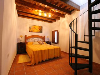 Beautiful apartment with charm in the heart of Vejer de la Frontera.