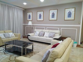 Spacious 3 Bedroom Luxury apartment