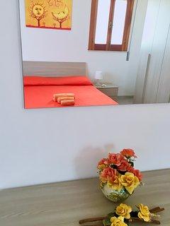 TRAMONTO: Camera da letto matrimoniale