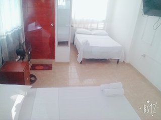 HOTEL APARTAMENT, PUNTA SAL BEACH, AIR CONDITIONING, KITCHEN, WIFI  TUMBES, PERU