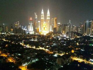 Fully Furnished 3 Bedroom RAH Plaza Homestay Condo Vacation Rental Kuala Lumpur