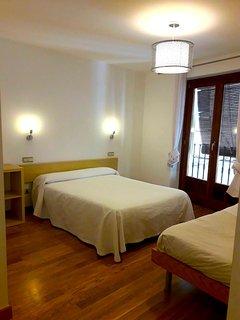 Cama doble Disponibilidad de dos camas individuales