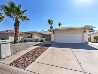 Sun Lakes House w/Patio on Cottonwood Golf Course!