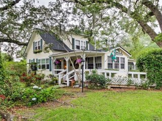 NEW! Historic 3BR Jacksonville Home on Large Lot!