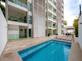 1 br Gorgeous Apartment at Fluvial Vallarta ,