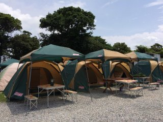 ★Yanbaru BBQ Campsite ★ You can enjoy nature!★【1】