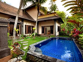 D' KAJA UBUD, 3 Bed Room Villa with Private Pool