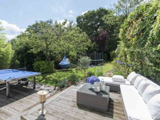 Fashionable Family home in Southfields