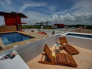 Exquisite Penthouse in A Prime Downtown Location on 5th Avenue in Playa