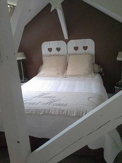 Chambres d'hôtes Le coq en Pâte appartement 2 chambres