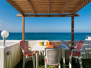 Apartment with roof Terrace by Las Canteras California 104