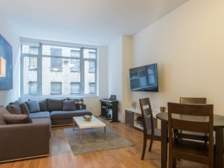 Modern Two Bedroom Apartment in Tribeca