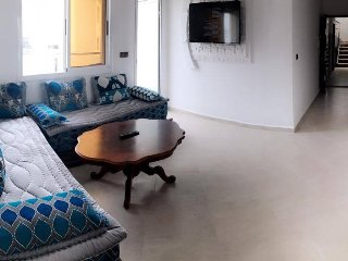 Appartement 2017 T3 à 3mn de la plage de Martil