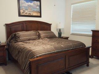 2 Bedroom 2 Bath plus den with sofa sleeper and beautiful lanai.
