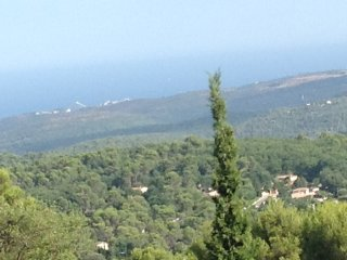 St Paul de Vence sur la French Riviera: location d'une villa prestige,5 chambres