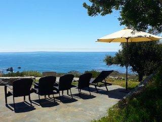 Ocean View Big Sur Stone House