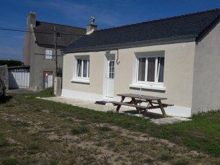 Maison à 500m de la plage et de la mer à Santec en Bretagne