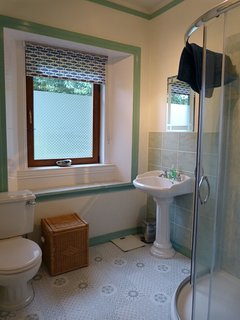 Upstairs shower-room