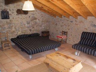 Dormir en un molino