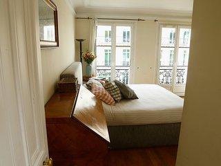 Beautiful Hausmanian apartment in the heart of Paris