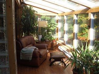 Magnifique maison confortable et chaleureuse à St-Donat, lac Ouareau