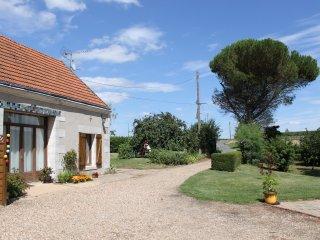 Proche d'Amboise, Chenonceau, Gîte de La Huaudière