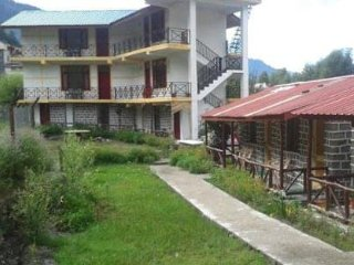Seraj Heights Home Stay is situated at Palach village of Banjar H.P  north india