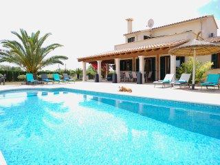 SUN CLUB home VILLA - 8 Personen Luxusvilla, Pool, BBQ-Haus, Fussbodenheizung
