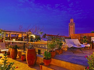 Riad Cinnamon by Marrakech Riad
