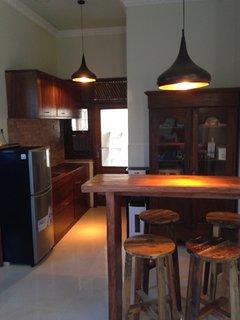 Seminyak Hideaway kitchen bar