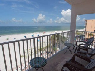 Outstanding Corner Unit in the Sea Breeze Resort!