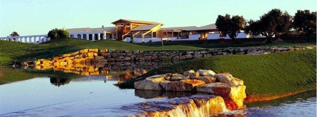 Clubhouse Victoria golfcourse