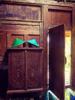 original Javanese bamboo furniture