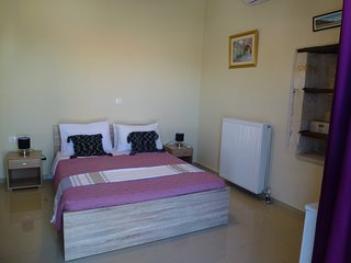 Eleftherna. Room rentals in traditional Cretan village. The Arches, Eleftherna.