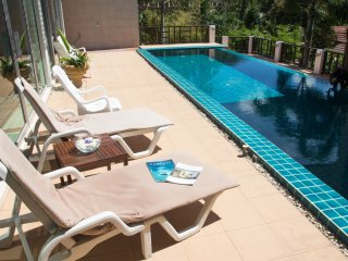 Sunshine Pool  Villa lamai with Seaview