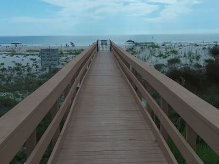 BEACHFRONT/DOG FRIENDLY TOWNHOME #12 PONCE LANDING