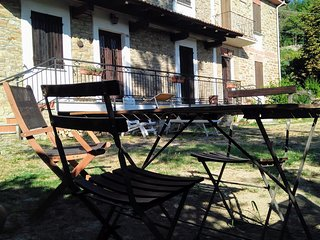 Farmhouse in the green relaxing family holidays
