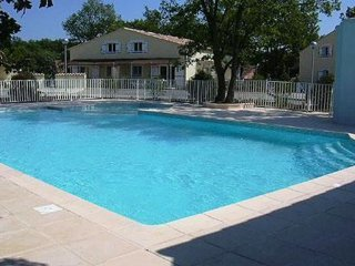 House with one bedroom in Tourrettes, with pool access, enclosed garden and WiFi