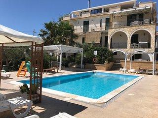 Appartamento Sicily. 7 Posti in Villa Ceni sul mare a Triscina di Selinunte