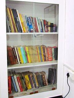 Book Reader's Corner