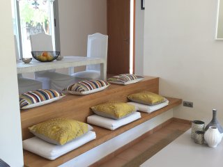 Modern 3 bedroom, 3 bathroom, Holiday Villa with Private Pool, Garden & Terraces