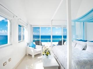 Newly remodeled! The best oceanfront view in the building!  Miramar 401