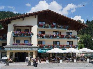 Super locatie naast de skilift/piste/skischool in het centrum van Filzmoos.