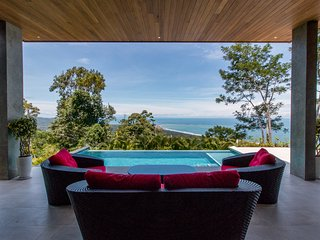 Spectacular Ocean Views, Beach, Tropical  Luxury