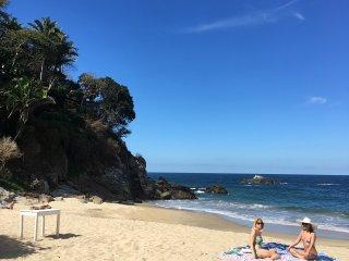 Villa Caleta - A secluded beach and jungle retreat